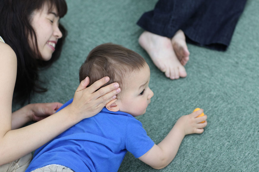 The Tiny Tune - Music & English course at IPE Academy in Nagoya, Japan